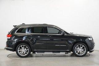 2016 Jeep Grand Cherokee WK MY15 Summit Black 8 Speed Sports Automatic Wagon