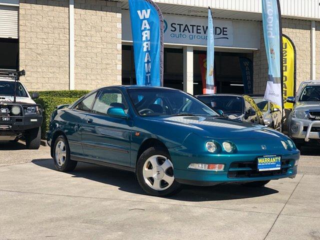 Used Honda Integra  GSi, 1996 Honda Integra GSi Green 4 Speed Automatic Coupe