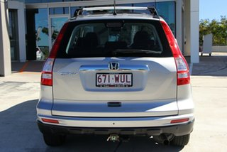 2010 Honda CR-V RE MY2010 Sport 4WD Silver 5 Speed Automatic Wagon