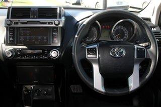 2017 Toyota Landcruiser Prado GDJ150R Altitude Graphite 6 Speed Sports Automatic Wagon