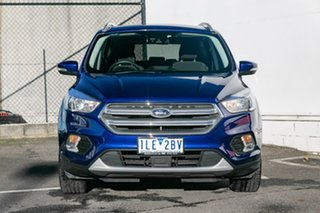 2017 Ford Escape ZG Trend 2WD Blue 6 Speed Sports Automatic Wagon.