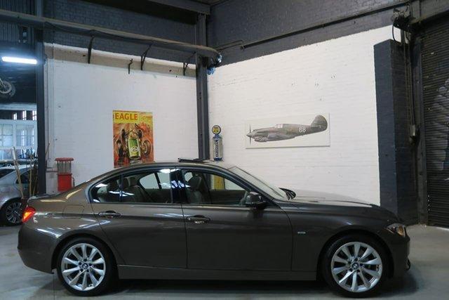 Used BMW 328i F30 MY0812 , 2012 BMW 328i F30 MY0812 Bronze 8 Speed Sports Automatic Sedan