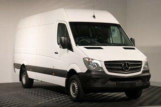 2016 Mercedes-Benz Sprinter NCV3 416CDI Low Roof MWB 7G-Tronic Arctic 7 Speed Sports Automatic Van.