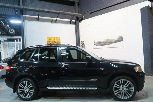 Used BMW X5 E70 MY10 xDrive30i Steptronic, 2010 BMW X5 E70 MY10 xDrive30i Steptronic Black 6 Speed Sports Automatic Wagon