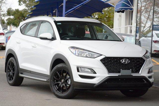 New Hyundai Tucson TL3 MY19 Go 2WD, 2018 Hyundai Tucson TL3 MY19 Go 2WD Pure White 6 Speed Automatic Wagon