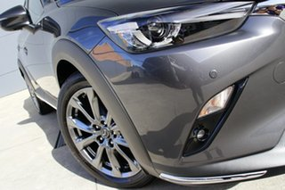2020 Mazda CX-3 DK2W7A Akari SKYACTIV-Drive FWD LE Grey 6 Speed Sports Automatic Wagon.