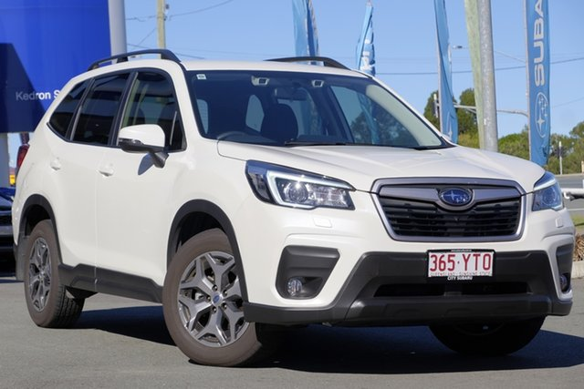 Demo Subaru Forester S5 MY19 2.5i-L CVT AWD, 2018 Subaru Forester S5 MY19 2.5i-L CVT AWD White Crystal 7 Speed Constant Variable Wagon