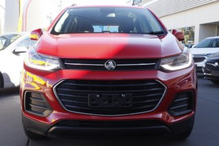 2018 Holden Trax TJ MY18 LS Red 6 Speed Automatic Wagon