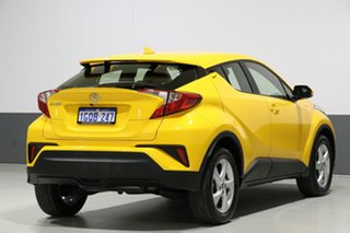 2018 Toyota C-HR NGX10R Update (2WD) Yellow Continuous Variable Wagon