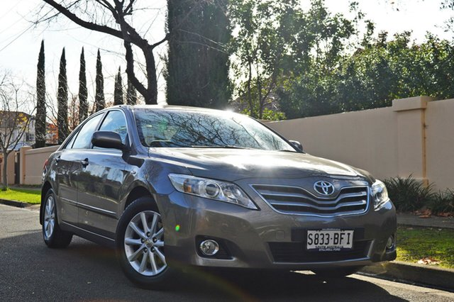 Used Toyota Camry ACV40R MY10 Ateva, 2010 Toyota Camry ACV40R MY10 Ateva Bronze 5 Speed Automatic Sedan