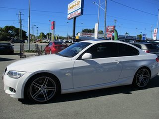 2011 BMW 320d E92 MY11 Steptronic White 6 Speed Sports Automatic Coupe