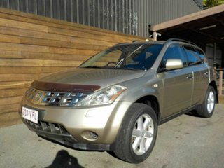 2006 Nissan Murano Z50 TI Gold 6 Speed Constant Variable Wagon