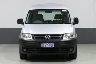 2008 Volkswagen Caddy 2K Life Silver 5 Speed Manual Wagon.