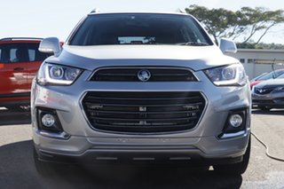 2017 Holden Captiva CG MY18 LTZ AWD Silver 6 Speed Sports Automatic Wagon