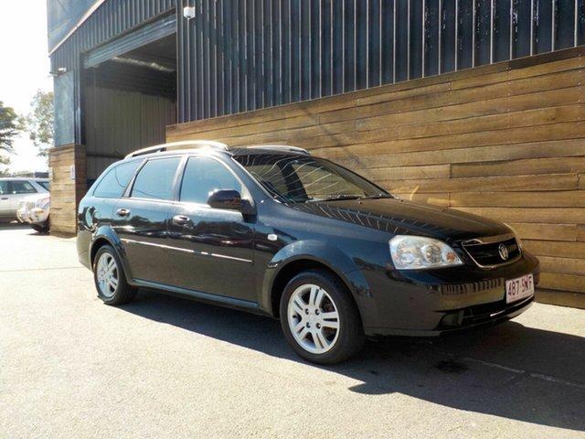 Used Holden Viva JF , 2006 Holden Viva JF Black 5 Speed Manual Wagon