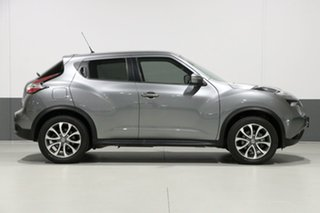 2016 Nissan Juke F15 Series 2 TI-S (AWD) Grey Continuous Variable Wagon
