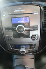 2011 Ford Escape ZD MY10 Blue 4 Speed Automatic Wagon