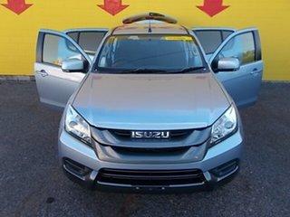 2015 Isuzu MU-X MY15 LS-M Rev-Tronic 4x2 Blue 5 Speed Sports Automatic Wagon