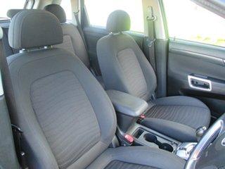 2013 Holden Captiva CG Series II MY12 5 Burgundy 6 Speed Manual Wagon