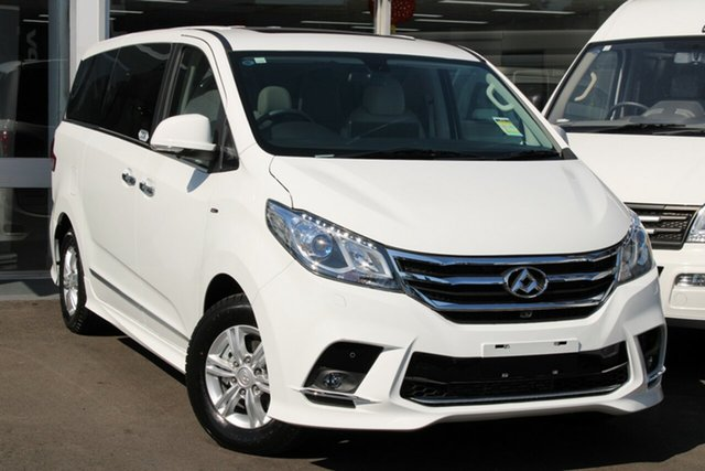 New LDV G10 SV7A Executive, 2018 LDV G10 SV7A Executive White 6 Speed Sports Automatic Wagon