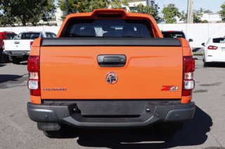 2018 Holden Colorado RG MY19 Z71 Pickup Crew Cab Orange 6 Speed Sports Automatic Utility.