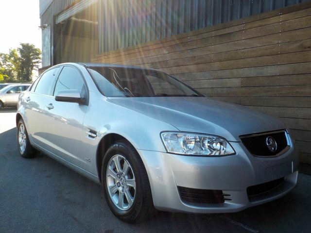 Used Holden Commodore VE II Omega, 2011 Holden Commodore VE II Omega Silver 6 Speed Sports Automatic Sedan