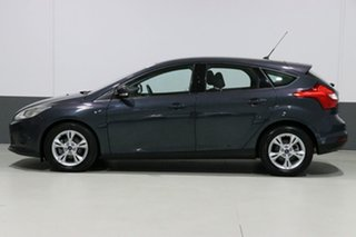 2015 Ford Focus LW MK2 MY14 Trend Grey 6 Speed Automatic Hatchback