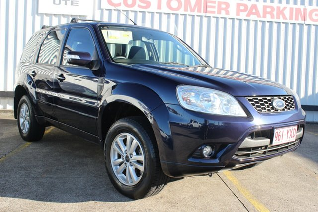 Used Ford Escape ZD MY10 , 2011 Ford Escape ZD MY10 Blue 4 Speed Automatic Wagon