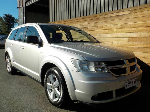 Used Dodge Journey JC SXT, 2008 Dodge Journey JC SXT Silver 6 Speed Automatic Wagon