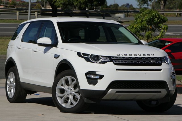 Used Land Rover Discovery Series 5 L462 MY17 Td4 HSE, 2017 Land Rover Discovery Series 5 L462 MY17 Td4 HSE White 8 Speed Sports Automatic Wagon