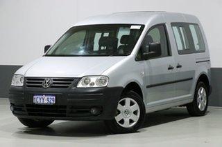 2008 Volkswagen Caddy 2K Life Silver 5 Speed Manual Wagon