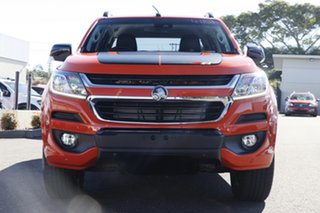 2018 Holden Colorado RG MY19 Z71 Pickup Crew Cab Orange 6 Speed Sports Automatic Utility