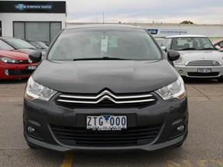 2012 Citroen C4 e-HDI Seduction Grey 6 Speed Automatic Hatchback