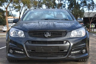 2014 Holden Ute VF MY14 SS Ute Black 6 Speed Manual Utility