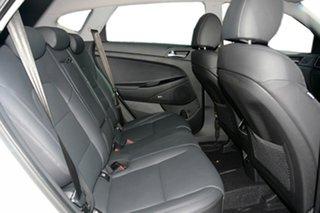 2018 Hyundai Tucson TLE3 MY19 Special Edition AWD Polar White 8 Speed Sports Automatic Wagon