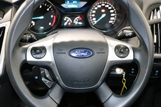 2015 Ford Focus LW MK2 MY14 Trend Grey 6 Speed Automatic Hatchback