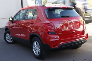 2018 Holden Trax TJ MY18 LS Red 6 Speed Automatic Wagon.