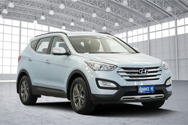 Used Hyundai Santa Fe DM MY13 Active, 2012 Hyundai Santa Fe DM MY13 Active Blue 6 Speed Manual Wagon