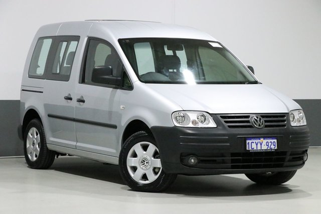 Used Volkswagen Caddy 2K Life, 2008 Volkswagen Caddy 2K Life Silver 5 Speed Manual Wagon