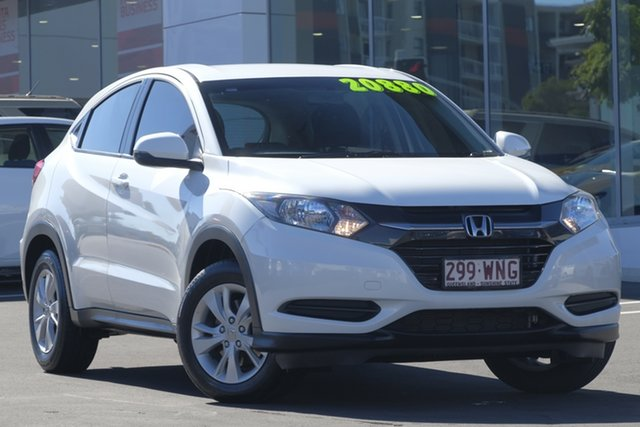 Used Honda HR-V MY16 VTi, 2016 Honda HR-V MY16 VTi White 1 Speed Constant Variable Hatchback