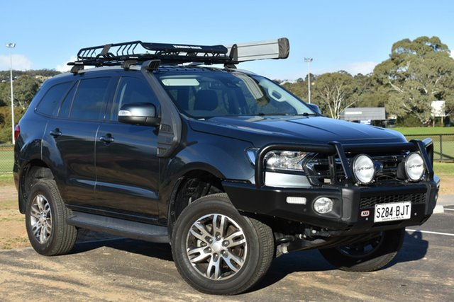 Used Ford Everest UA Trend 4WD, 2015 Ford Everest UA Trend 4WD Grey 6 Speed Sports Automatic Wagon