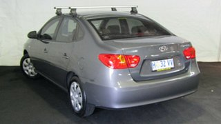 2007 Hyundai Elantra HD SLX Grey 5 Speed Manual Sedan.