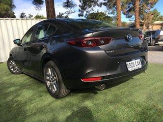 2019 Mazda 3 BP2S76 G20 SKYACTIV-MT Pure Machine Grey 6 Speed Manual Sedan