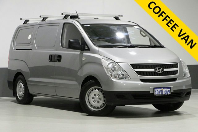 Used Hyundai iLOAD TQ MY11 , 2012 Hyundai iLOAD TQ MY11 Silver 5 Speed Manual Van
