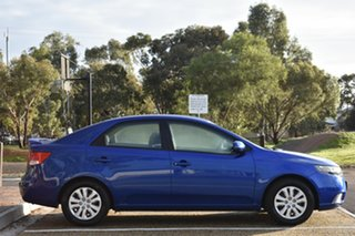 2011 Kia Cerato TD MY11 S Blue 6 Speed Sports Automatic Sedan.