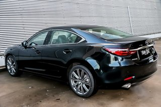 2018 Mazda 6 GL1032 GT SKYACTIV-Drive Jet Black 6 Speed Sports Automatic Sedan