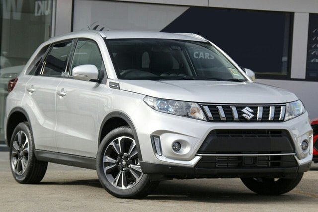 Demo Suzuki Vitara LY Series II Turbo 2WD Melville, 2021 Suzuki Vitara LY Series II Turbo 2WD Silky Silver 6 Speed Sports Automatic Wagon