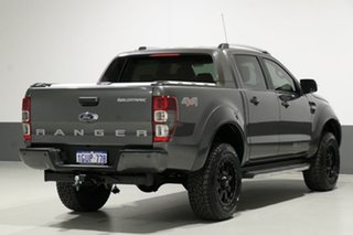 2017 Ford Ranger PX MkII MY18 Wildtrak 3.2 (4x4) Grey 6 Speed Automatic Dual Cab Pick-up