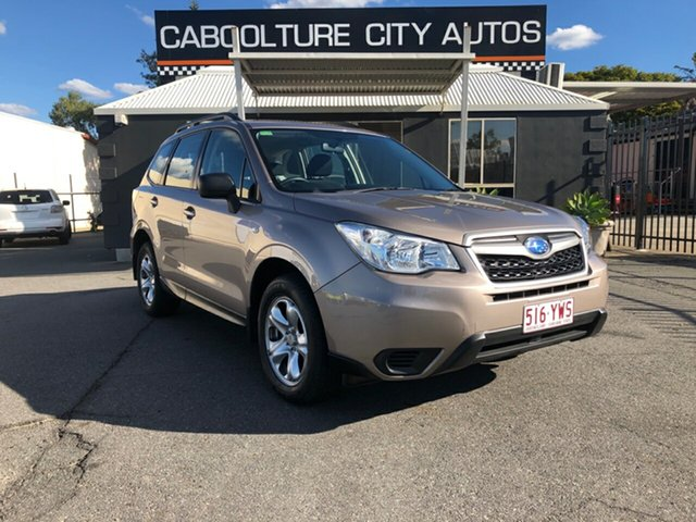 Used Subaru Forester S4 MY14 2.5i Lineartronic AWD, 2014 Subaru Forester S4 MY14 2.5i Lineartronic AWD Bronze 6 Speed Constant Variable Wagon