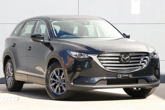 New Mazda CX-9 TC Sport SKYACTIV-Drive, 2019 Mazda CX-9 TC Sport SKYACTIV-Drive Jet Black 6 Speed Sports Automatic Wagon